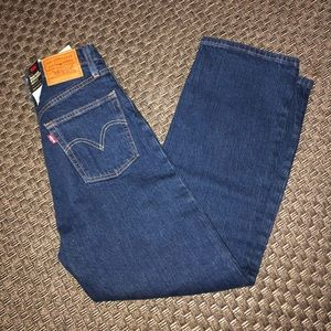 Levi's Ribcage Ankle Jeans